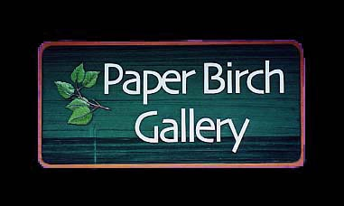 Welcome to Paper Birch Galley with Watercolors by Russell Norberg